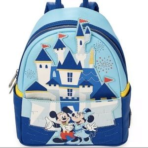 Loungefly Disneyland 65th Anniversary Backpack